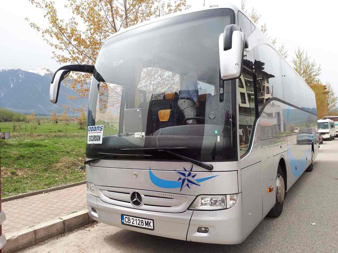 Mercedes Tourismo – 15 RHD
